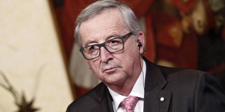 Juncker: groot probleem bij Nederlands 'nee'