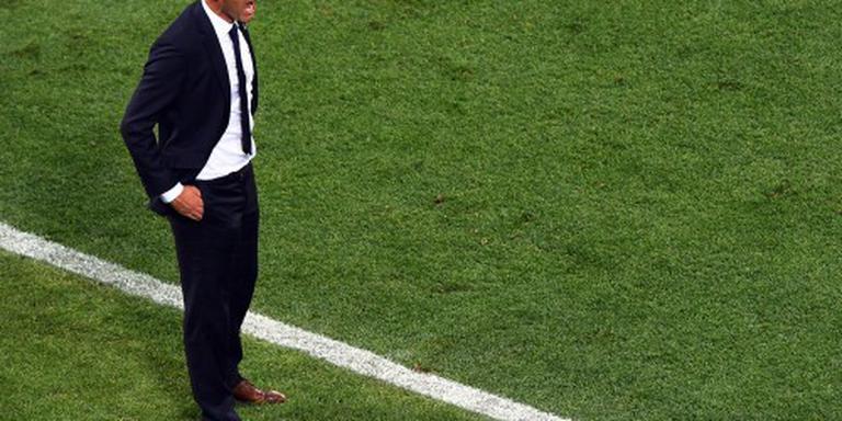 Vette salarisverhoging Zidane bij Real