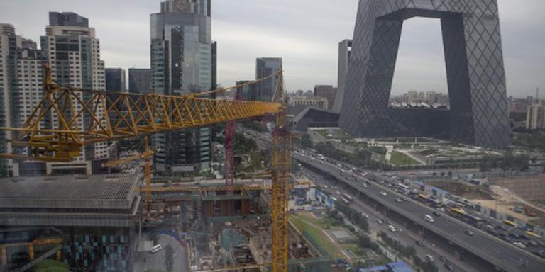 Grond zakt Peking onder de voeten vandaan