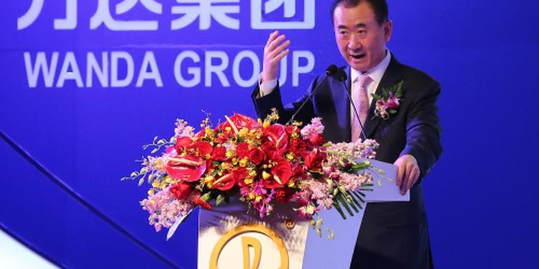 FIFA strikt Chinees bedrijf Wanda Group
