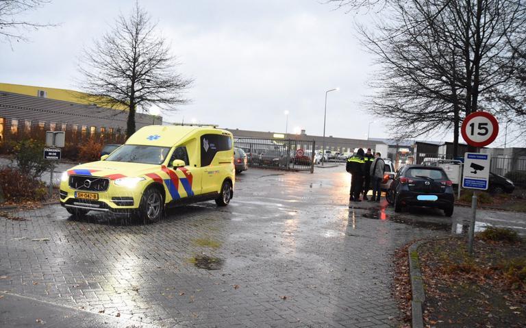 Fietser gewond bij aanrijding in Emmen.