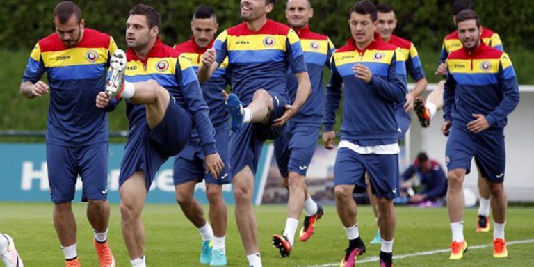 Boze Roemenen mogen niet trainen in Lyon