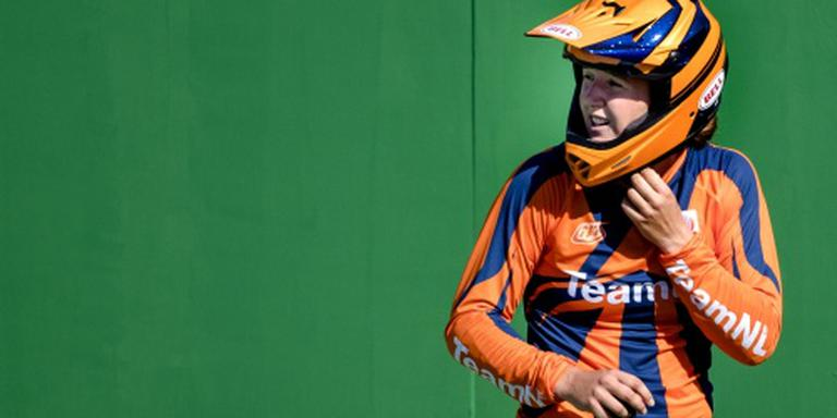 Tweede wereldbekerzege BMX'ster Smulders