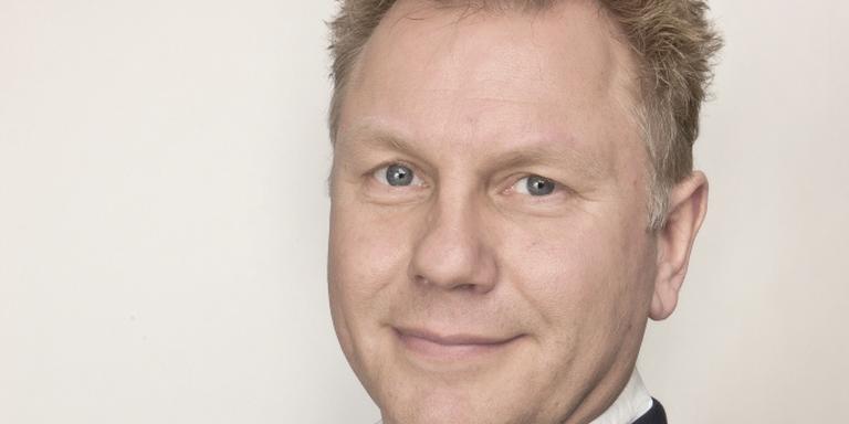 Harry Leutscher, fractievoorzitter van LEF!