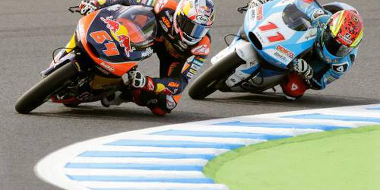 Bendsneyder dertiende in laatste Grand Prix