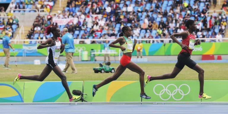 Goud Ayana op 10.000 meter in wereldrecord