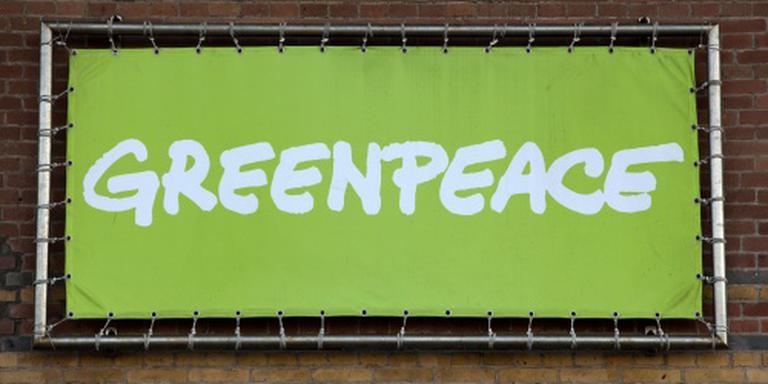 Greenpeace blokkeert palmoliehandelaar