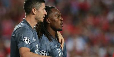 Bayern München oppermachtig bij Benfica