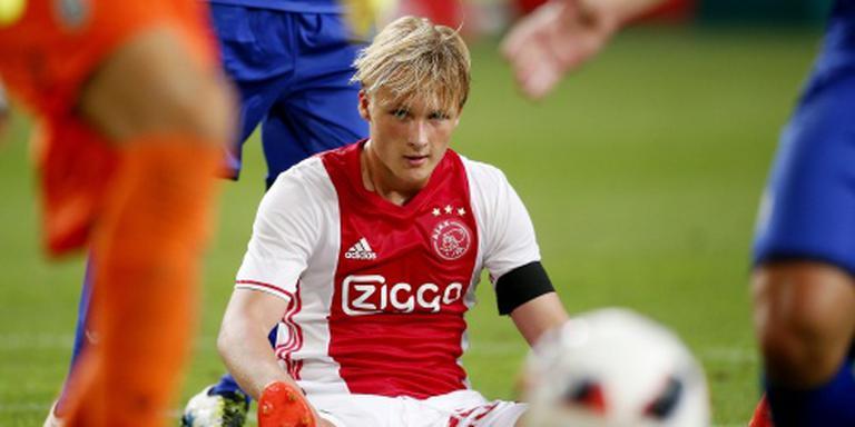 Dolberg met heupblessure terug naar Ajax