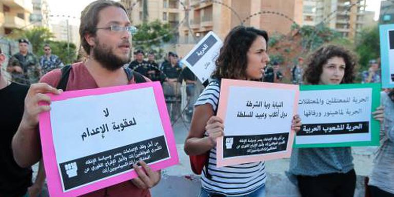 Doodstraf islamisten Egypte van de baan