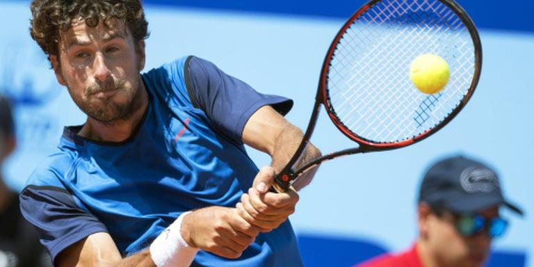 Tennisser Haase naar halve finales Sibiu