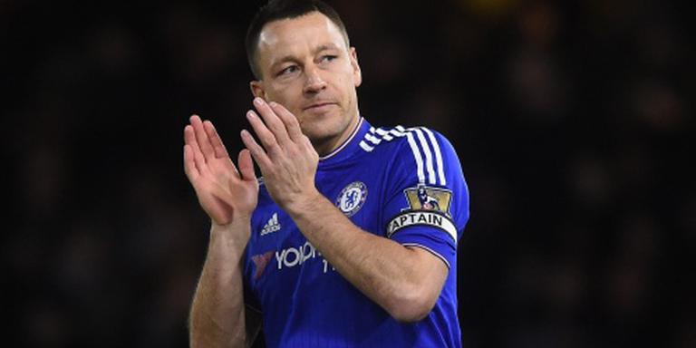 Terry twijfelachtig voor PSG