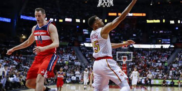 Basketballers Atlanta beginnen met winst
