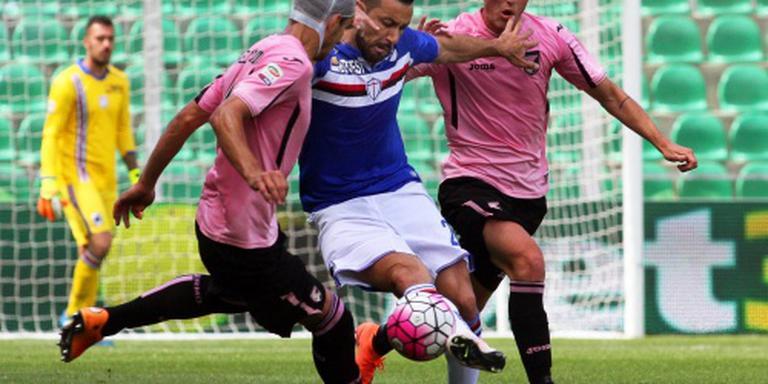 Palermo grijpt strohalm in Serie A