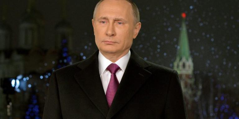 Poetin ziet gevaar in Verenigde Staten