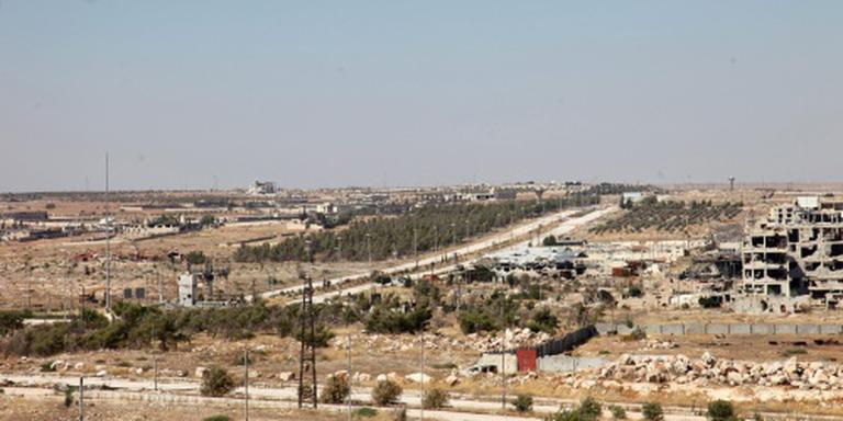 VN onderzoeken gifgasaanval in Aleppo