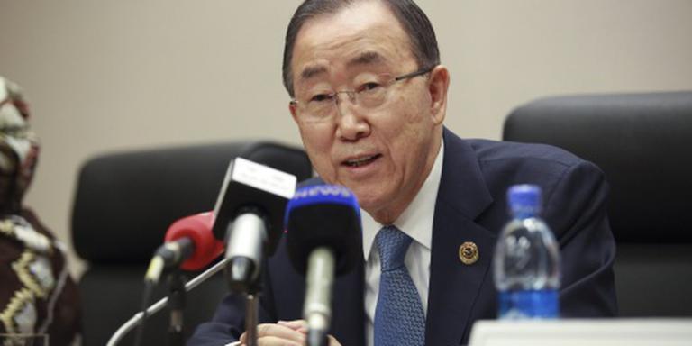 Burundi weigert politiemacht VN toe te laten