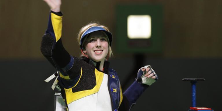 Thrasher wint eerste medaille Spelen