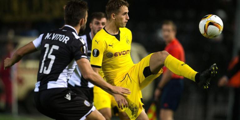 Van Gaal krijgt Januzaj terug van Dortmund