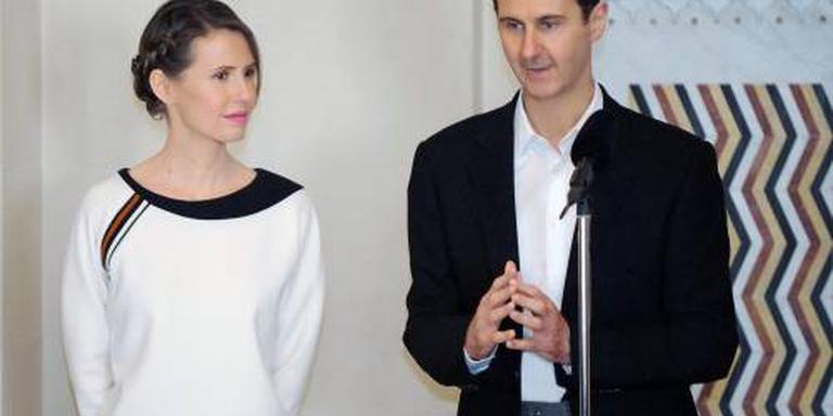 Vrouw Assad 'kreeg kans op ballingschap'