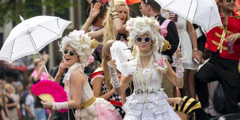 Amsterdam maakt zich op voor EuroPride