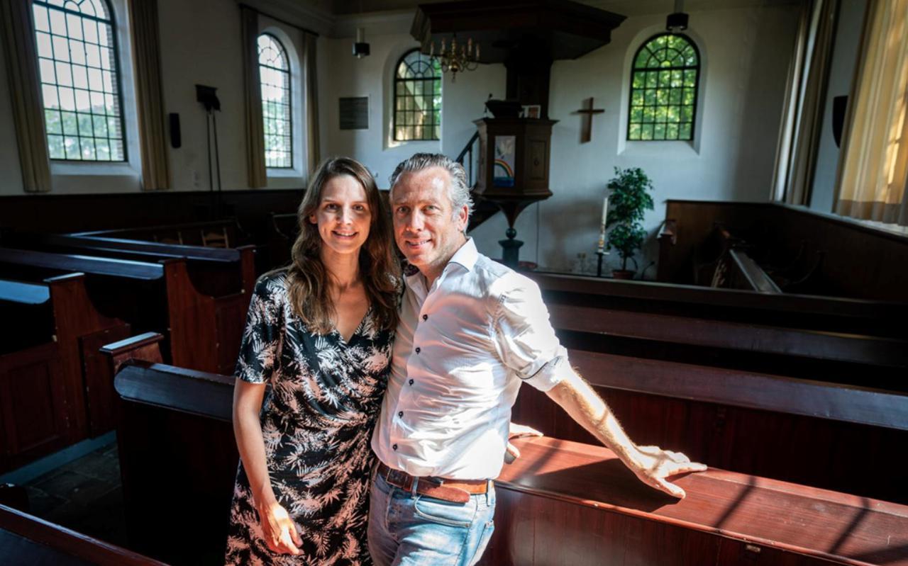 C-groot staat in de muziek voor hoop, leven en liefde en daarom kozen Elisabeth Hopman en Martijn Veenstra die naam voor hun festival.