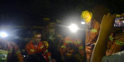 Twee mijnwerkers dood, nog 19 vermist in mijn