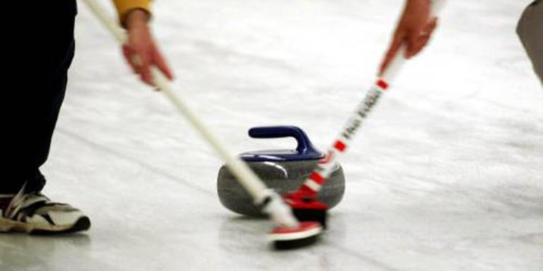 Promotie voor curlingploeg op EK