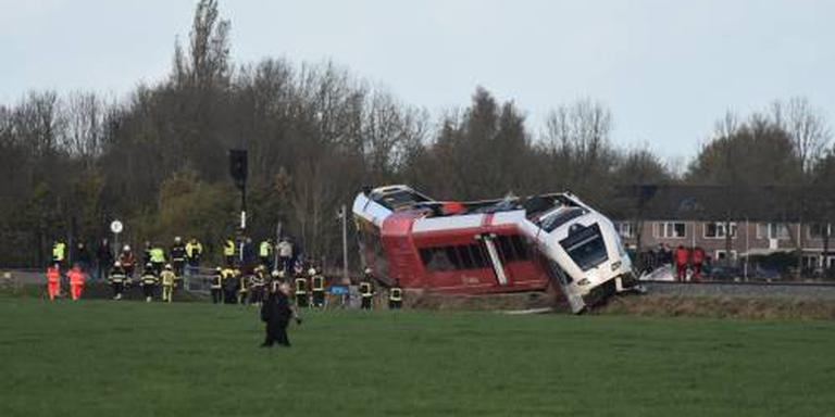 Gewonden na botsing trein met tankauto