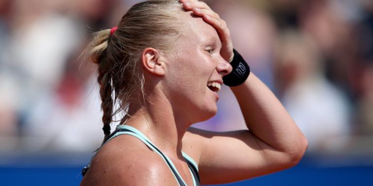 Begin Roland Garros voor Bertens en De Bakker
