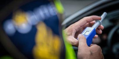 De speekseltest waarmee op drugs wordt gecontroleerd. Foto: ANP