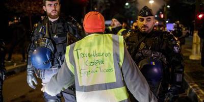 Duizend acties op Franse wegen