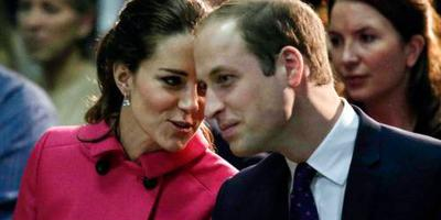 Zoon voor Kate en William