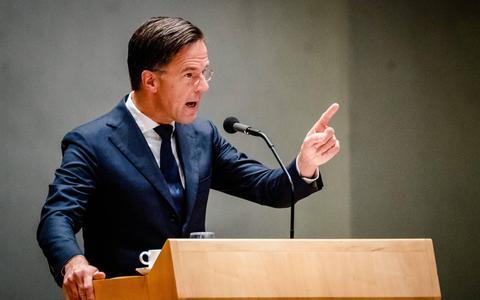 Rutte herhaalt geen nieuwe verkiezingen te willen