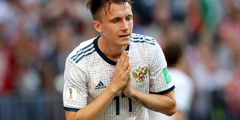 AS Monaco legt Golovin vast