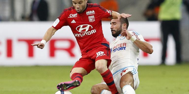 Olympique Lyon naar laatste zestien