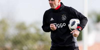 Schreuder verlaat Ajax voor Hoffenheim