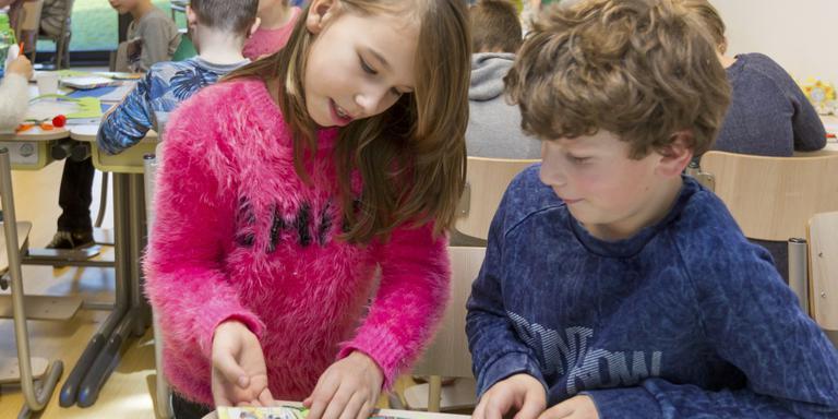 Basisschool viert eeuwfeest