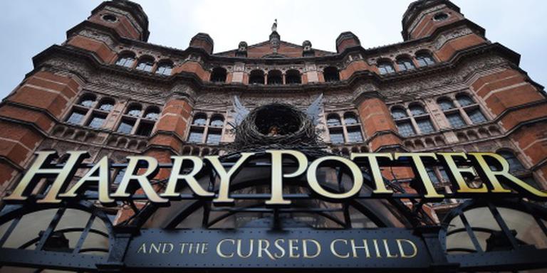 Rowling neemt afscheid van Harry Potter