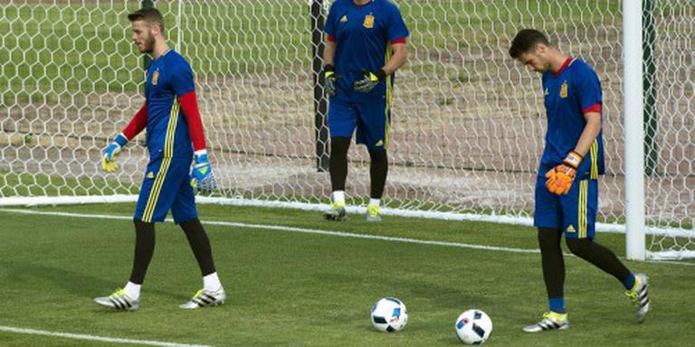 Spaanse doelman De Gea in opspraak