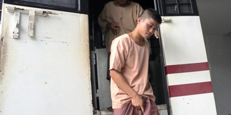 Doodstraffen in zaak Thaise toeristenmoord