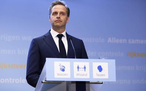 DVHN commentaar   Het kabinet laat de horeca los, de besmettingen stijgen, maar Rutte en De Jonge is het allemaal niet aan te rekenen. Was er maar een goed Nederlands woord voor gaslighting