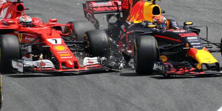 Santander keert Ferrari de rug toe