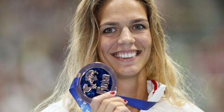 Ook Russische zwemster Jefimova gepakt