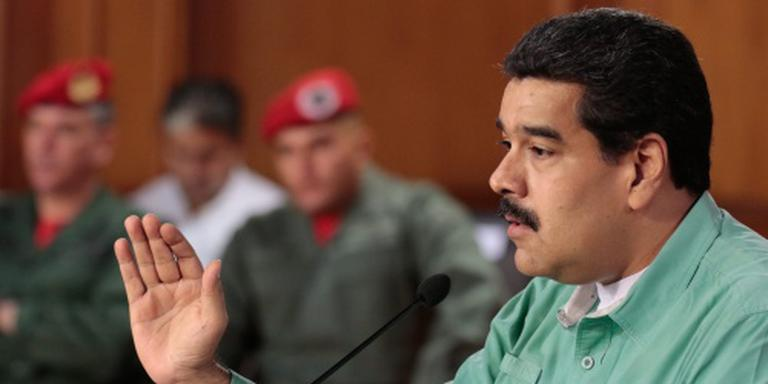 President Maduro beperkt rechten parlement