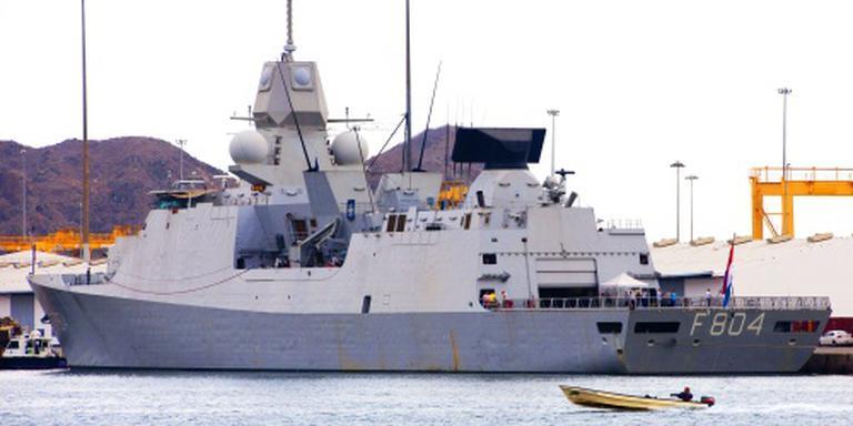 Marine krijgt dankbrief voor hulpactie op zee