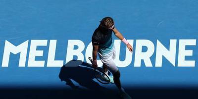 Zverev sneuvelt in vierde ronde Melbourne