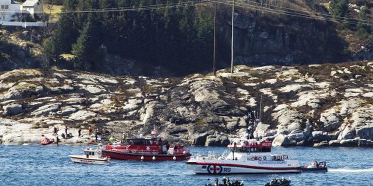 Vluchten Airbus-helikopter geschrapt na crash