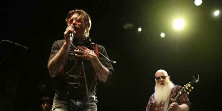 Eagles of Death Metal terug op Parijs' podium