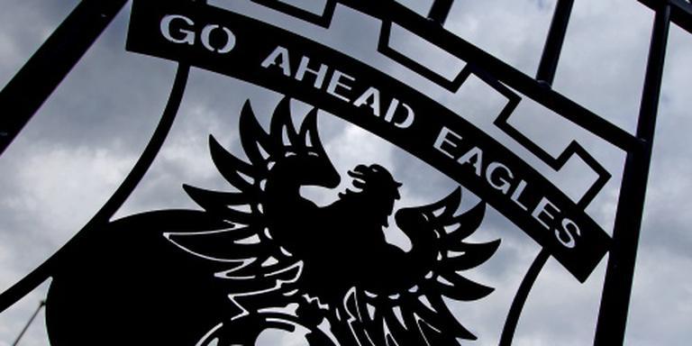 Topschutter De Kogel blijft Eagles trouw